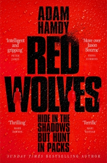 Red Wolves by Adam Hamdy