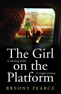 The Girl on the Platform by Bryony Pearce