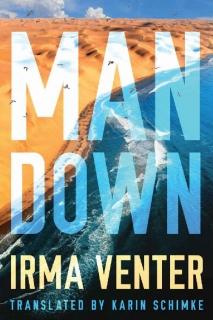 Man Down by Irma Venter, Elsa Silke
