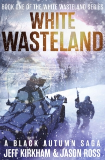 White Wasteland by Jeff Kirkham, Jason Ross