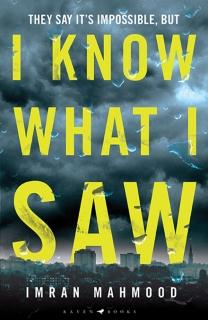 I Know What I Saw by Imran Mahmood