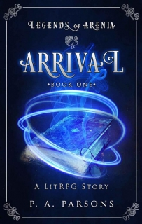 Arrival by P.A. Parsons