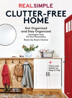 Real Simple Clutter-Free Home by Real Simple