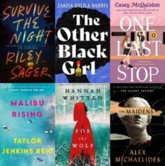 Goodreads: Most Popular Books – June, 2021