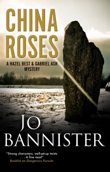 China Roses by Jo Bannister
