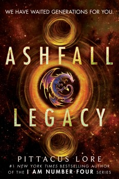 Ashfall Legacy by Pittacus Lore