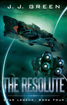 The Resolute by J.J. Green