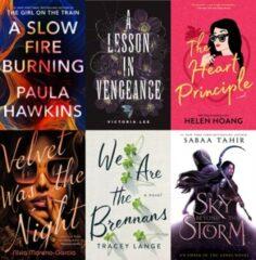 Goodreads: Most Popular Books – August, 2021