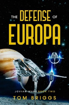 The Defense of Europa by Tom Briggs