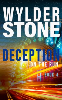Deception On the Run by Wylder Stone